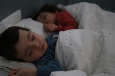 Escuela infantil en Pamplona - La siesta